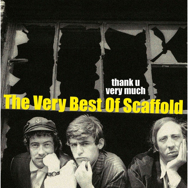 Scaffold THANK U VERY MUCH: VERY BEST OF CD