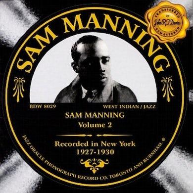 Sam Manning VOLUME 2 CD