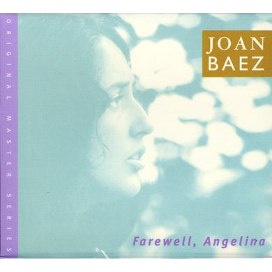 Joan Baez FAREWELL ANGELINA CD