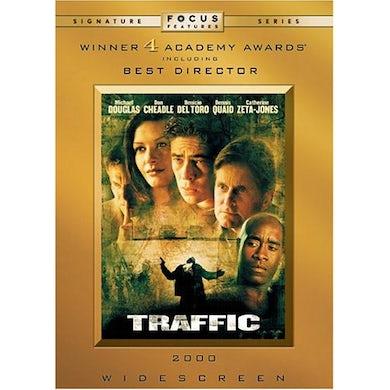 TRAFFIC (2000) DVD