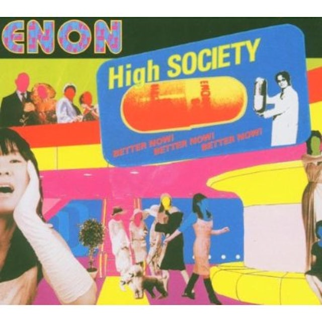 Enon HIGH SOCIETY CD
