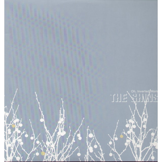 The Shins OH INVERTED WORLD Vinyl Record