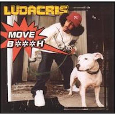 Ludacris  MOVE BITCH (X3) / KEEP IT ON THE HUSH (X3) Vinyl Record
