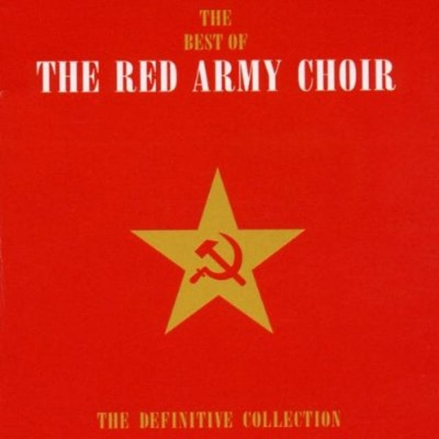 BEST OF THE RED ARMY CHOIR CD