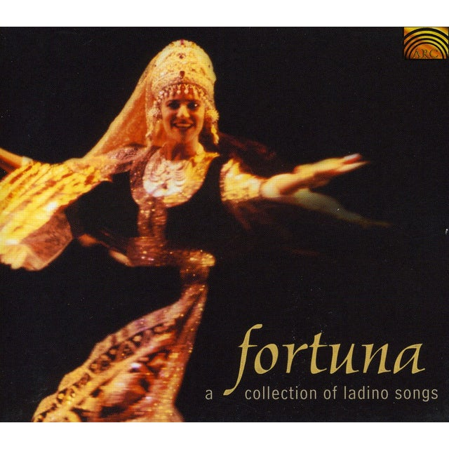 Fortuna COLLECTION OF LADINO SONGS CD