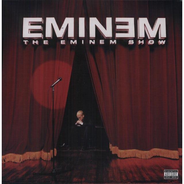 Eminem SHOW Vinyl Record