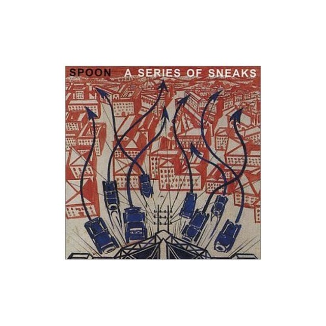 Spoon A SERIES OF SNEAKS CD
