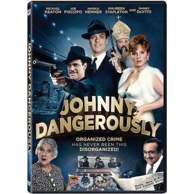 JOHNNY DANGEROUSLY DVD