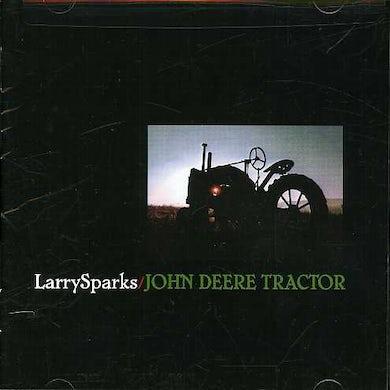 Larry Sparks JOHN DEERE TRACTOR CD