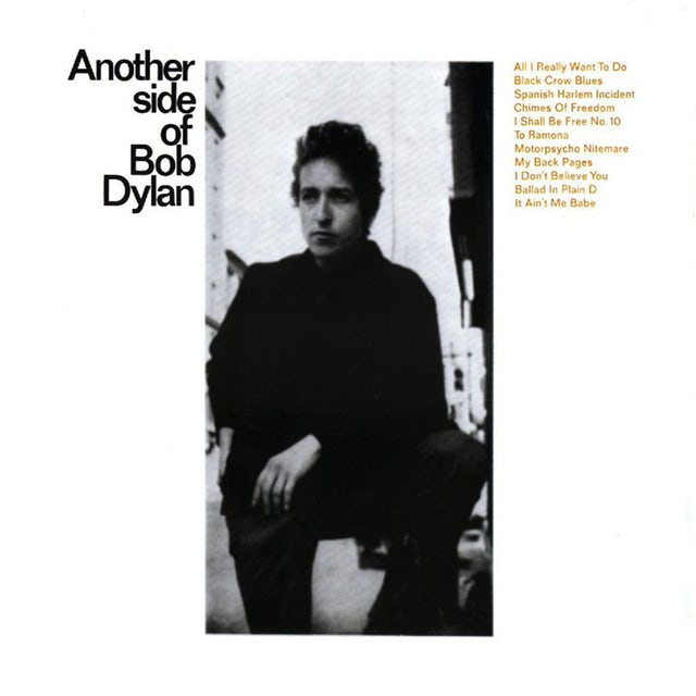 ANOTHER SIDE OF BOB DYLAN Vinyl Record