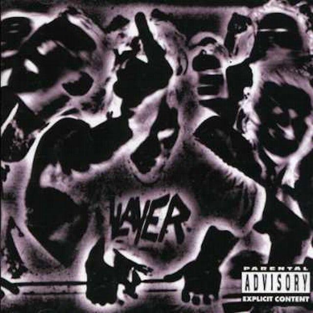 Slayer UNDISPUTED ATTITUDE CD