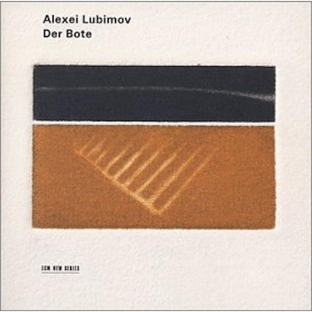 Alexei Lubimov DER BOTE: ELEGIES FOR PIANO CD