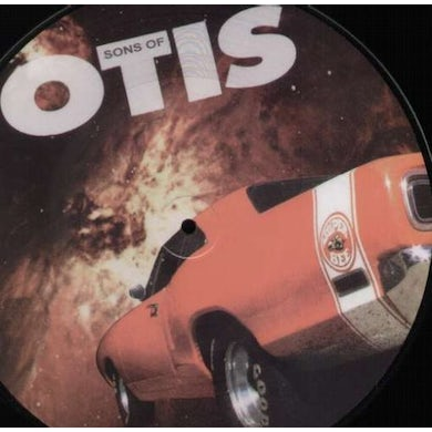 "Sons Of Otis PUSHER (PICTURE DISC) (10"") Vinyl Record"