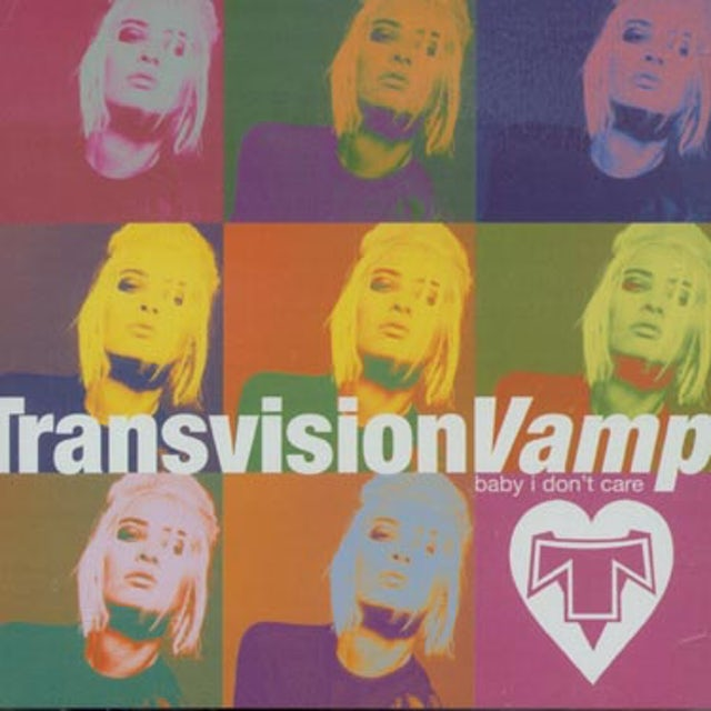 Transvision Vamp BABY I DON'T CARE: COLLECTION CD