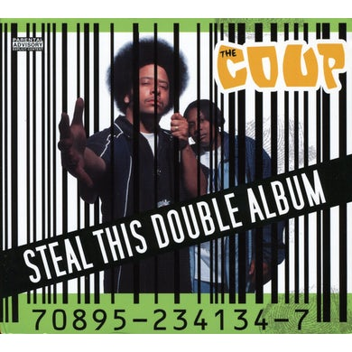 Coup STEAL THIS DOUBLE ALBUM CD