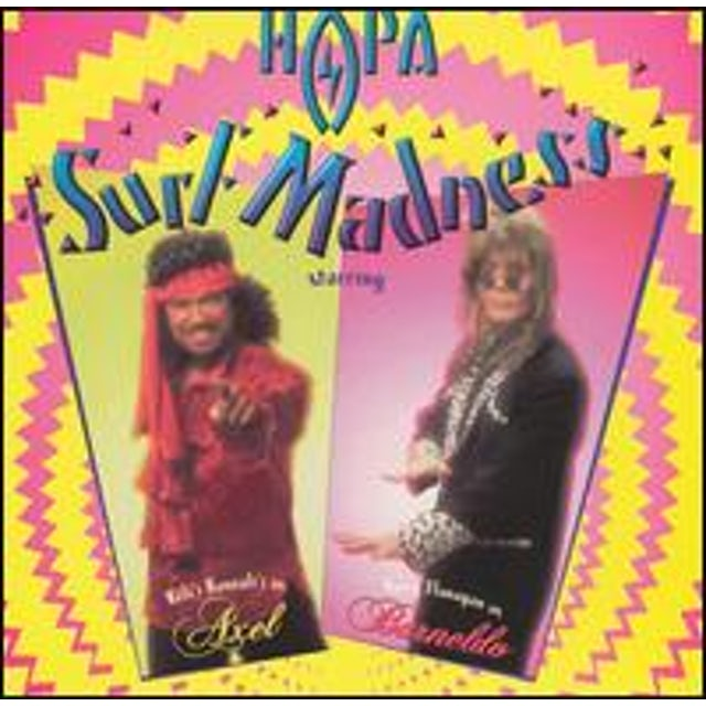 Hapa SURF MADNESS CD