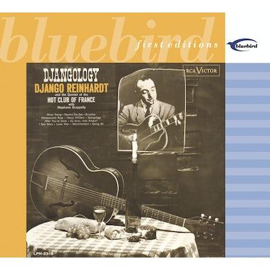 Django Reinhardt DJANGOLOGY CD
