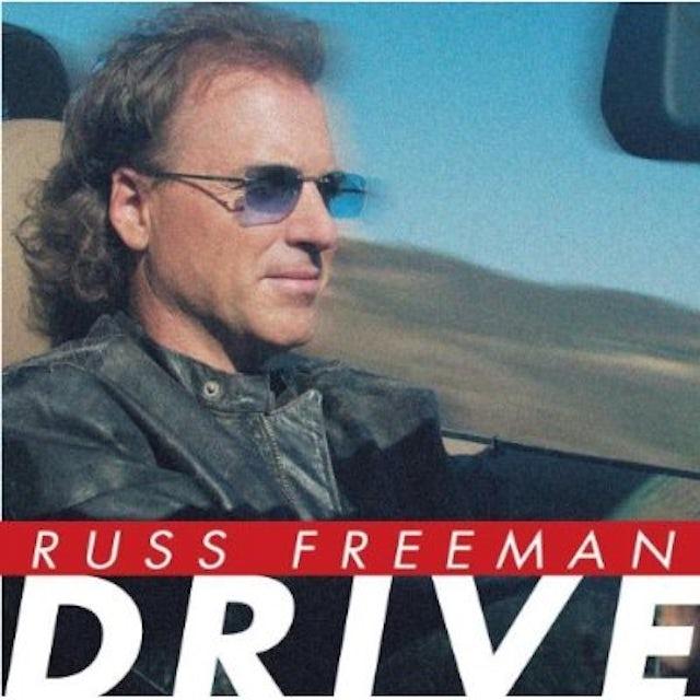 Russ Freeman DRIVE CD