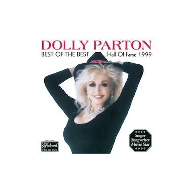 Dolly Parton BEST OF THE BEST: HALL OF FAME 2000 CD