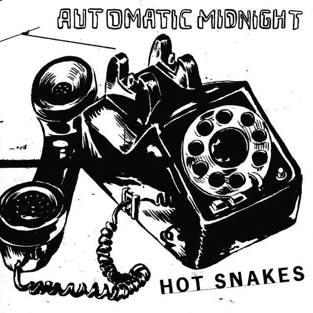 Hot Snakes AUTOMATIC MIDNIGHT Vinyl Record