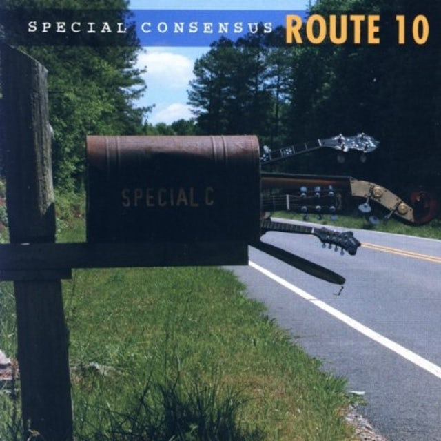 Special Consensus ROUTE 10 CD