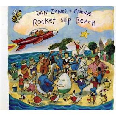 Dan Zanes ROCKET SHIP BEACH CD