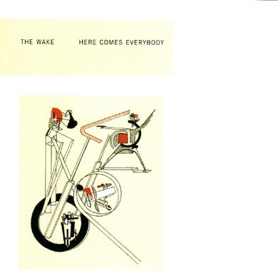 Wake HERE COMES EVERYBODY & SINGLES CD