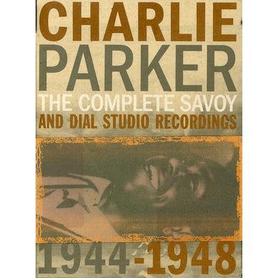 Charlie Parker COMPLETE SAVOY & DIAL STUDIO RECORDINGS 1944-1948 CD