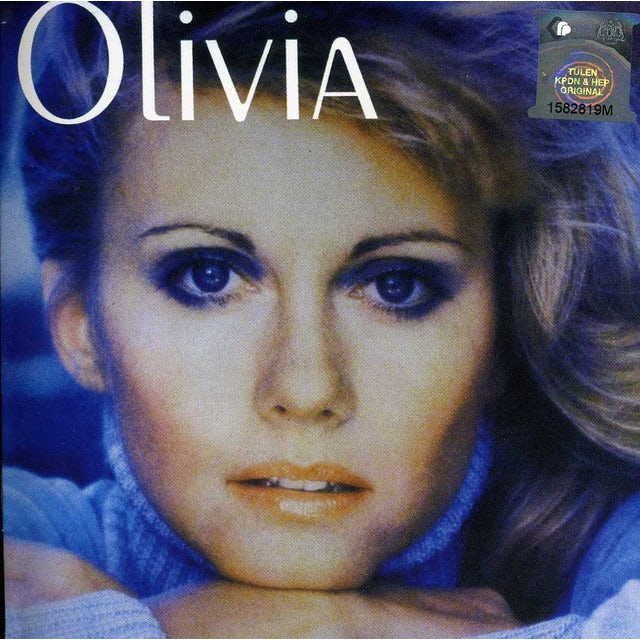 Olivia Newton John DEFINITIVE COLLECTION CD