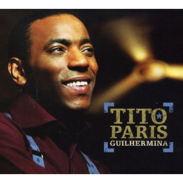 Tito Paris GUILHERMINA CD