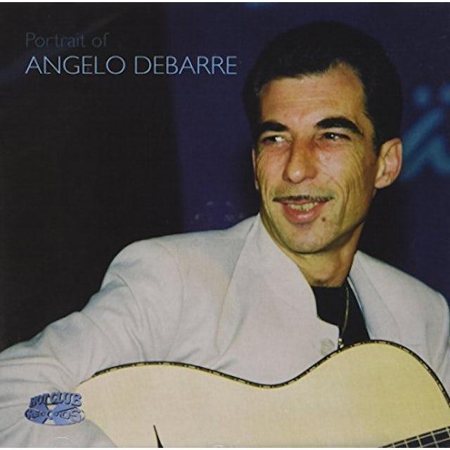 PORTRAIT OF ANGELO DEBARRE CD