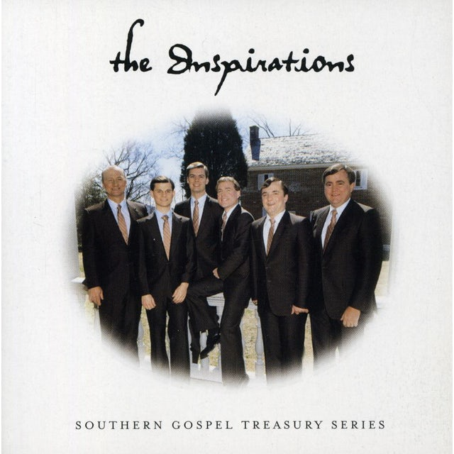 SOUTHERN GOSPEL TREASURY: THE INSPIRATIONS CD