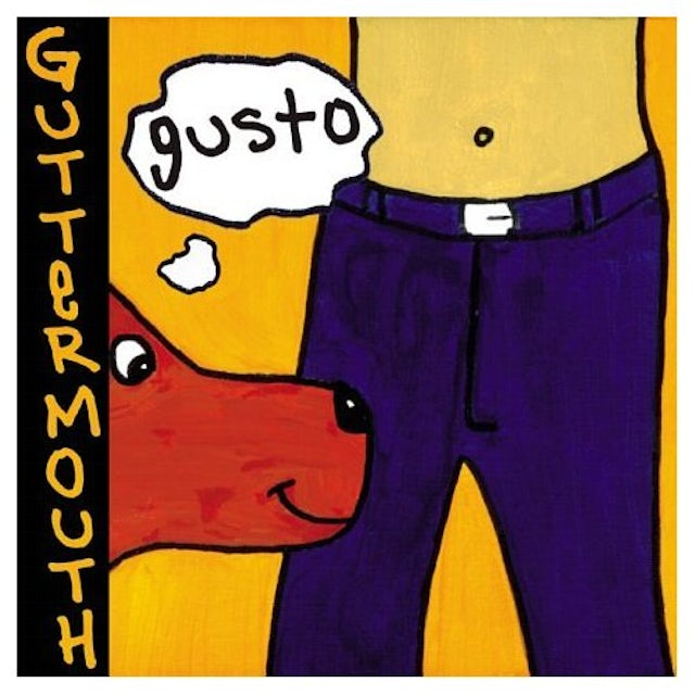 Guttermouth GUSTO CD