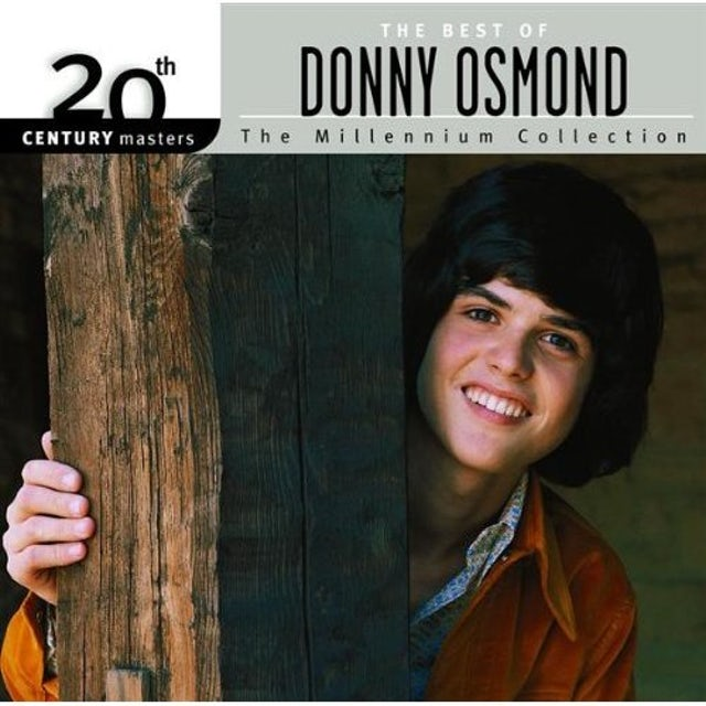 Donny Osmond 20TH CENTURY MASTERS: MILLENNIUM COLLECTION CD