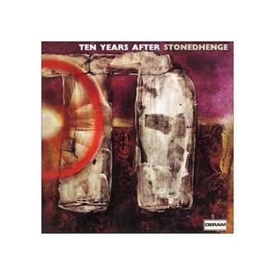 Ten Years After STONEDHENGE CD