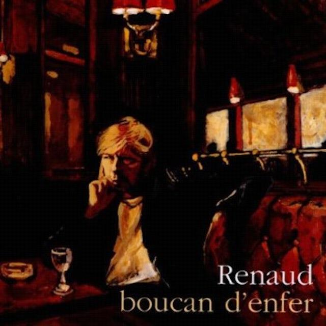 Renaud BOUCAN D'ENFER CD