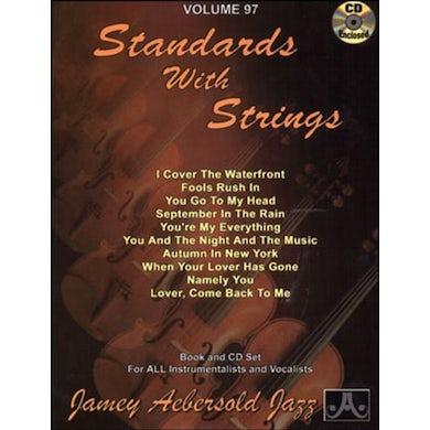 Jamey Aebersold LENNIE NIEHAUS: STANDARDS WITH STRINGS CD