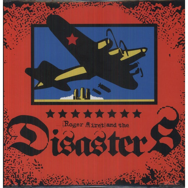 Roger / Disasters Miret ROGER MIRET & THE DISASTERS Vinyl Record