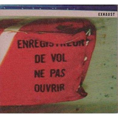 Exhaust ENREGISTREUR Vinyl Record