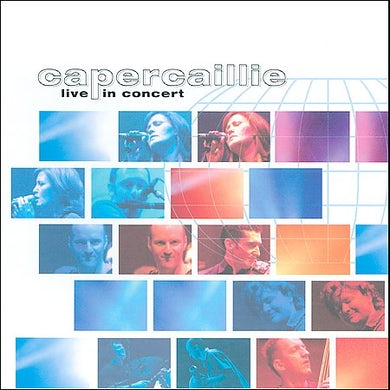 CAPERCAILLIE LIVE IN CONCERT CD