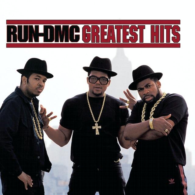 Run DMC GREATEST HITS CD