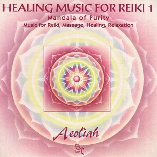 Aeoliah HEALING MUSIC FOR REIKI 1: MANDALA OF PURITY CD
