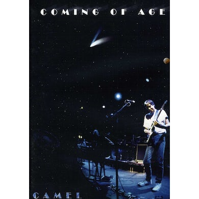 Camel COMING OF AGE DVD