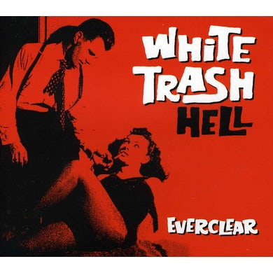 Everclear WHITE TRASH HELL CD