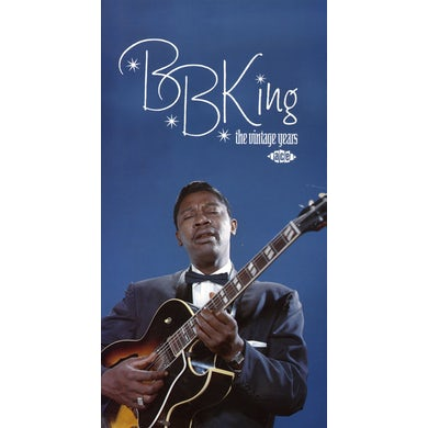 B.B. King VINTAGE YEARS CD