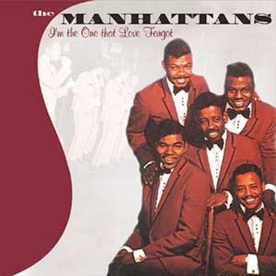 Manhattans I'M THE ONE THAT LOVE FORGOT CD