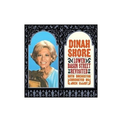 Dinah Shore LOWER BASIN STREET REVISITED CD