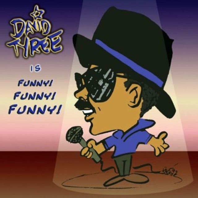 David Tyree FUNNY FUNNY FUNNY CD