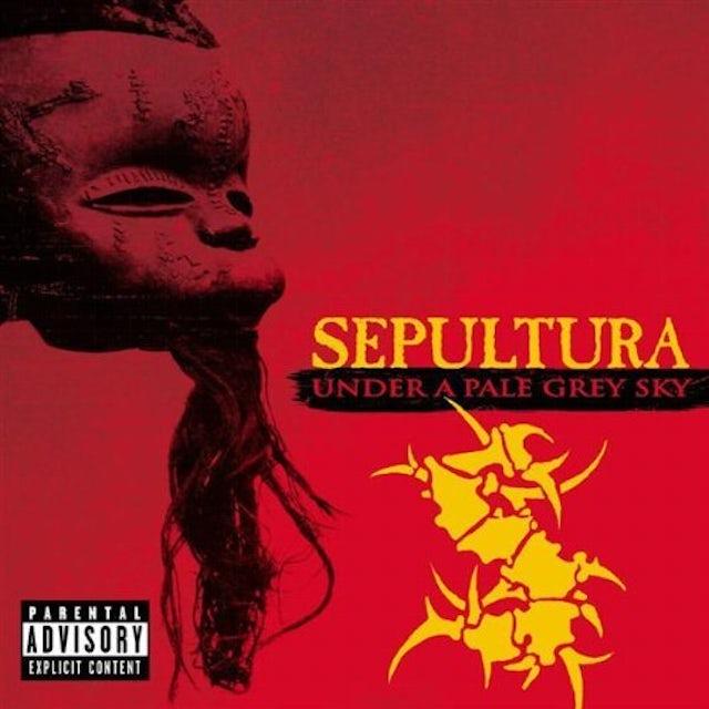 Sepultura UNDER A PALE GREY SKY CD
