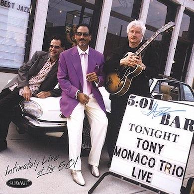Tony Monaco INTIMATELY LIVE AT THE 501 CD